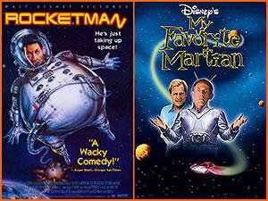 Mars Movie Guide